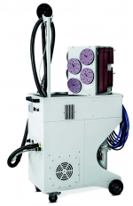 V DUST EXTRACTION SYSTEM